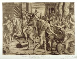 Camillus and the Roman Pillagers