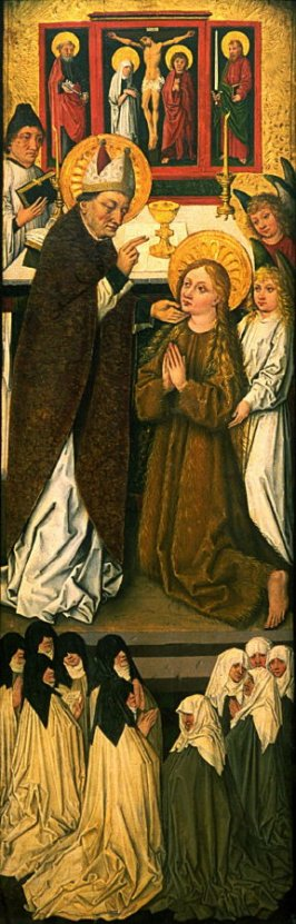 The Last Communion of St. Mary Magdalene