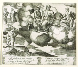 Con le colombe al ciel Vener correggia, . . . (Venus Complains to Jupiter), pl. 18, from the Series: The History of Psyche