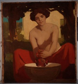 The Grape (The Wine Maker)