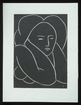 Untitled, I, (from the suite) in the book Pasiphaé: Chant de Minos (Les Crétois) by H. de Montherlant (Paris: Martin Fabiani, 1944).