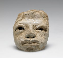 Head with Naturalistic Face