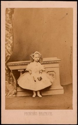 Princess Beatrice (carte de visite)