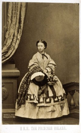 H.R.H. the Princess Helena (Princess Christian of Schleswig-Holstein), daughter of Queen Victoria