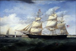 "Clipper Ship ""Aetos"""