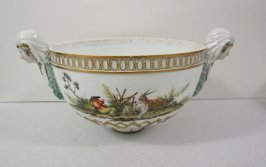 Neoclassical bowl (w/ lid, b)