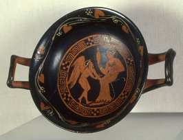Red-figure kylix