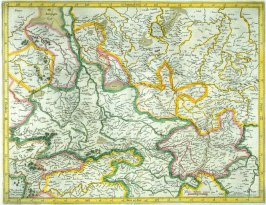 Map of Westphalia