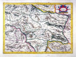 Map of Styria