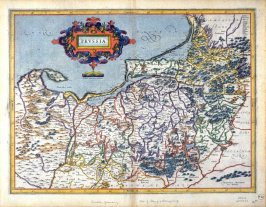 Map of Prussia