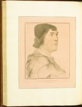 John Poins (Poyntz) , plate 59 in the book Imitations of Original Drawings by Hans Holbein in the Collection of His Majesty (London: John Chamberlaine, 1792)