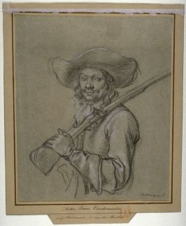 Man with a Musket