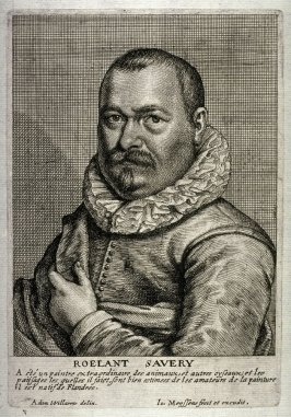 Roelant Savery, (after Adam Willaerts)