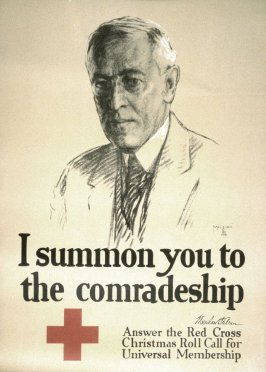 I Summon You to the Comradeship - World War I Poster