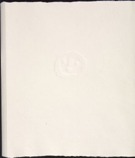 Untitled, front cover, in the book Adonides by Jacques Prévert (Paris: Maeght, 1975)