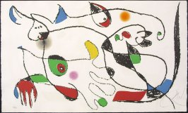 Untitled, in the book Adonides by Jacques Prévert (Paris: Maeght, 1975)