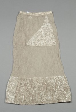 Skirt from a two-piece afternoon dress