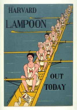 Harvard Lampoon August 1895