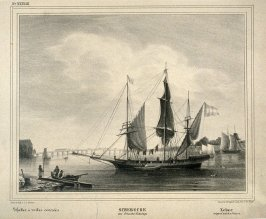 No.33, Xebec rigged with a Polacre.
