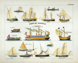 No.47, Various Ships Of History.