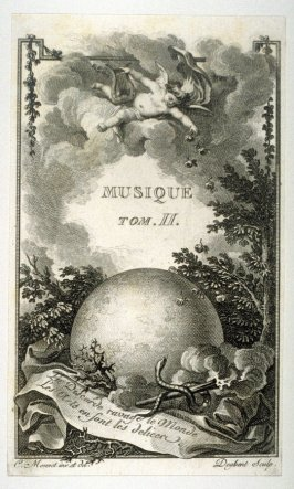Title page - Musique, Tome II