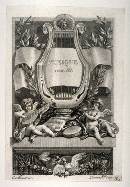 Title page - Musique, Tome IV