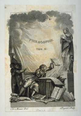 Title page - Philosophie, Vol.II