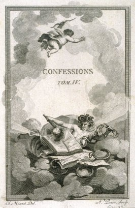 Title page - Confessions, Vol.IV