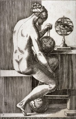 Astrology, from the series The Seven Liberal Arts