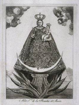 Ntra Sa. de los Remedios de Mexico (Our Lady of Remedios in Mexico)
