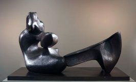 Two Piece Reclining Figure No. 9