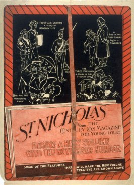 St. Nicholas: The Century Co.'s Magazine for young people (November 1895)