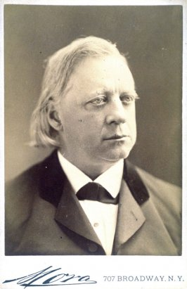 Reverend Henry Ward Beecher (1813-1887)