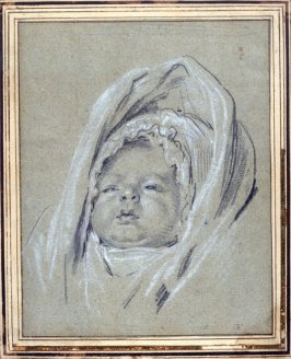 Portrait of the Artist's Daughter (Catherine-Francoise or Nicole-Francoise)