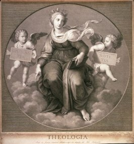 Theologia, after Raphael
