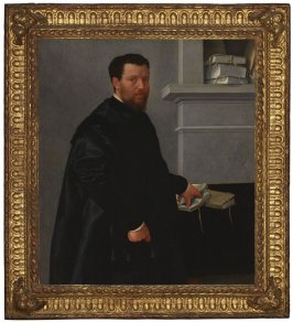 Portrait of a Gentleman (traditionally called Giulio Gilardi)