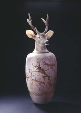 Canopic Jar - Buck