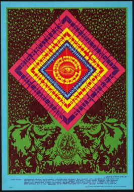 """God's Eye,"" Big Brother & the Holding Company, Charlatans, Blue Cheer, March 31 - April 1, Avalon Ballroom"