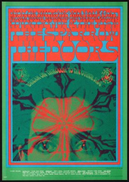 """""""Break on Through to the Other Side,"""" Doors, Sparrow, Country Joe & the Fish, March 3 & 4, Avalon Ballroom"""