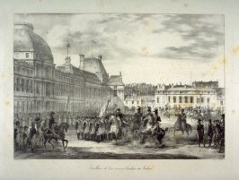 Napoleonic War Series III: Installation du Gouvernement Consulaire aux Tuileries