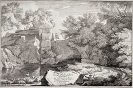 (One of) Eight landscapes (Title plate)