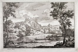 (One of) Eight landscapes