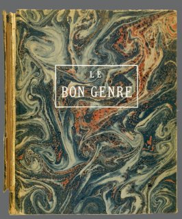 Le bon genre (Paris, New York, Chicago, London, Washington: Brentano's, [ca. 1922])