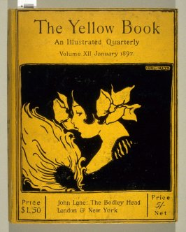The Yellow Book, An Illustrated Quarterly, Volume XII,Januasry 1897 (London: Elkin Mathews & John Lane…, 1897)