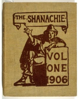 The Shanachie. An Illustrated Irish Miscellany (Dublin: Maunsel, [1906]), vol. 1