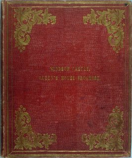 The History of the Royal Residences (London: A. Dry, 1819) , vol. 1 [contents include portion of Vol. I and portion of Vol. III; the title page and spine label are not precisely accurate for the contents of this book]