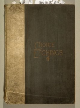 Choice Etchings (London: Alexander Strahan, 1887)