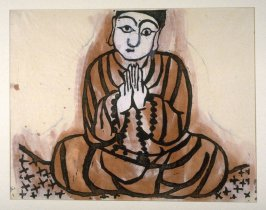 A Lay Nun from the Kannon Sutra