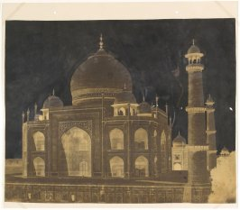The Taj Mahal, Study of the Mausoleum
