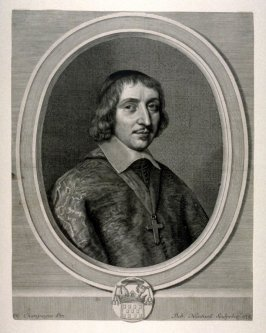 Portrait of Philibert-Emmanuel Beaumanoir de Lavardin